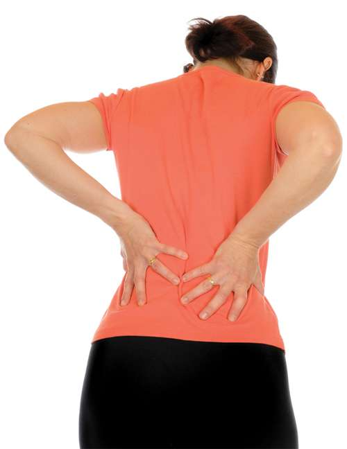 What can I do – I've hurt my back again!
