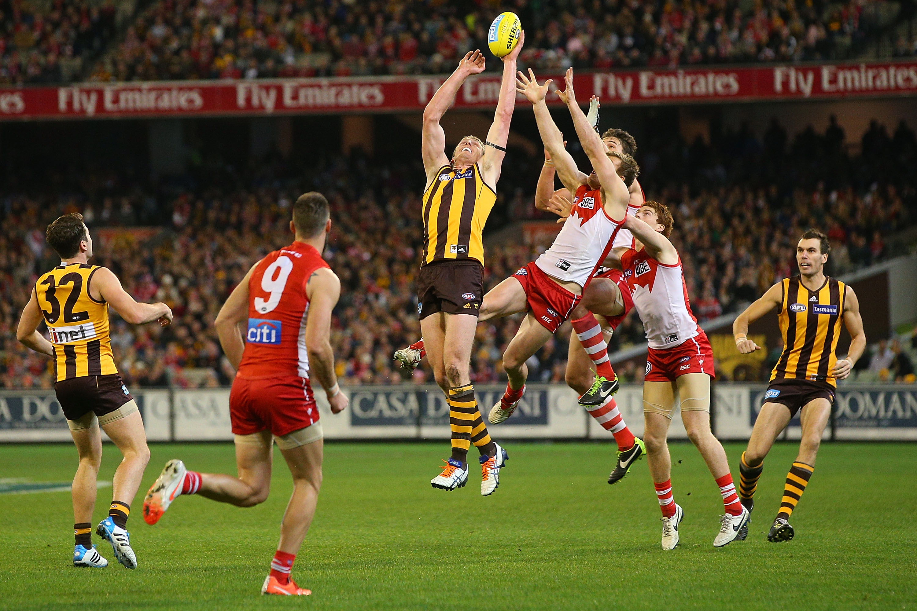 AFL Injuries and Physiotherapy