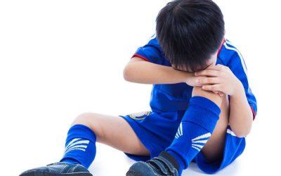 Injury blog: Osgood-Schlatter disease